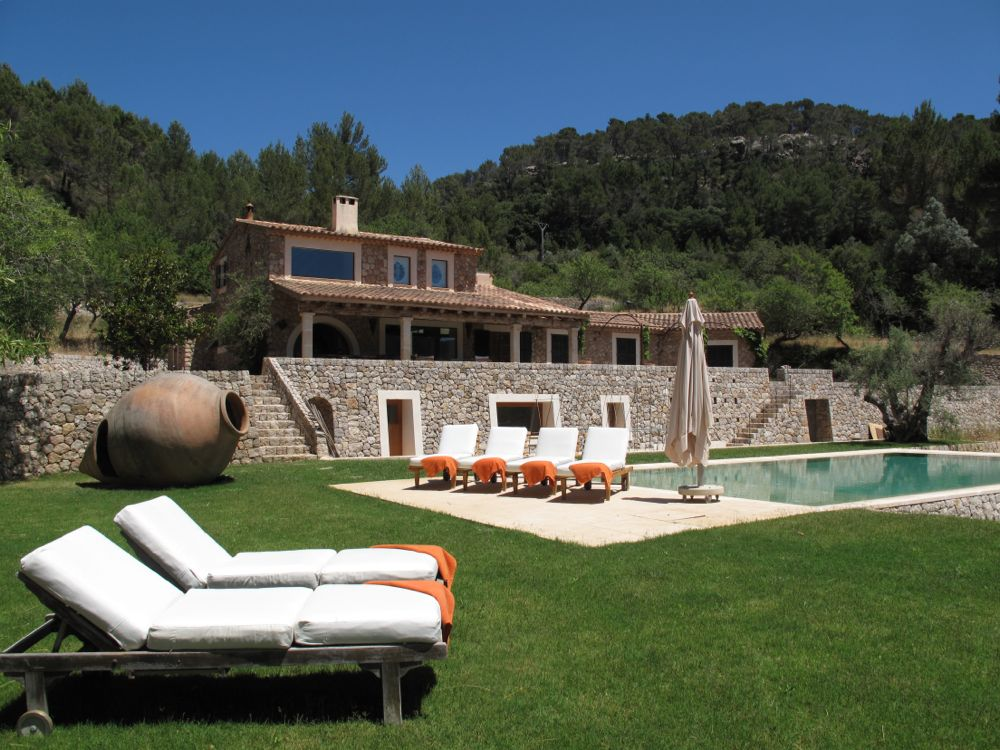Luxury finca with amazing panoramic views
